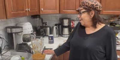La señora Rosa comparte secreto de Jenni Rivera: la salsa con que se le bajaba la cruda