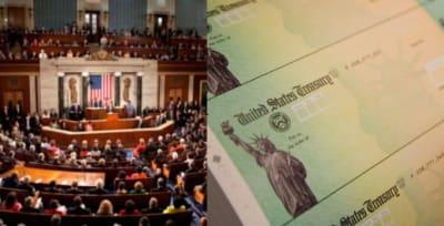 Tercer cheque de estímulo avanzará esta semana en la Cámara Baja
