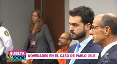 Pablo Lyle podría tener libertad condicional sin restricción de horario