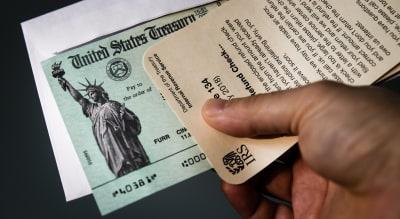 Segundo cheque de ayuda por coronavirus llegaría a partir de agosto IRS