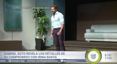 Gabriel Soto detalles compromiso