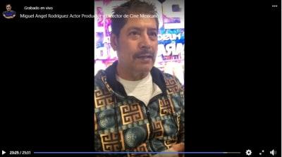 Ultimo video El Judicial Miguel Ángel Rodríguez enfermedad
