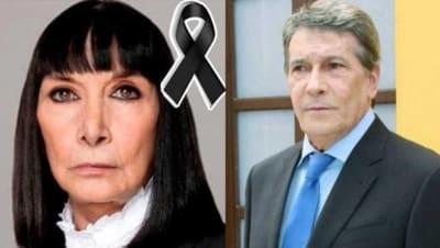 Juan Ferrara muerte hermana Lucía Guilmáin coronavirus