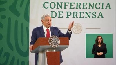 AMLO Celebra Biden, Andrés Manuel López Obrador, presidente, muro Biden