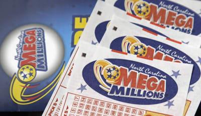 Mega Millions números ganadores