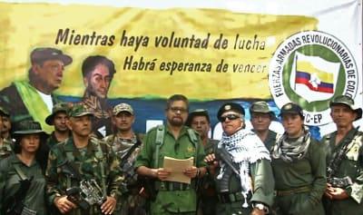 FARC ex-comandante Márquez