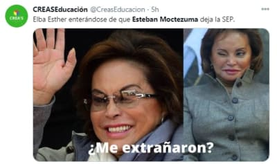 Embajador México en EEUU. AMLO anuncia a Esteban Moctezuma.