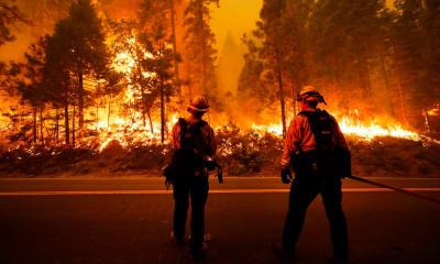 Nuevo récord en California: 2 millones de acres quemados este año
