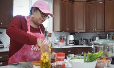 La señora Rosa revela secretos de su embarazo de Jenni Rivera