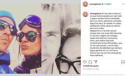 Fernando Reina, esposo Galilea Montijo, rompe el silencio Daniela Miruvska (IG)