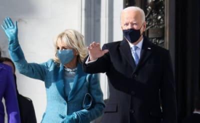 Jill Biden Outfit, Jill Biden inauguración, primera dama
