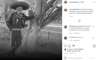 Lupita Castro denuncia acoso 2 Vicente Fernández