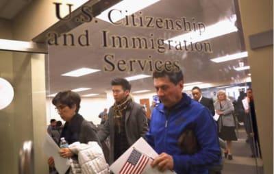 USCIS residencia USCIS trámites de inmigración