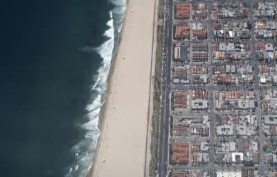 California agujeros