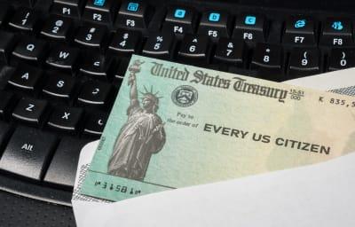 Cheques error febrero, cheque coronavirus, error IRS