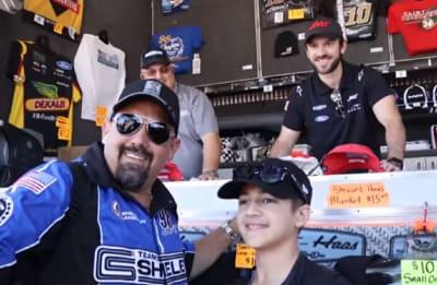 Piloto Daniel Suárez sale Stewart Haas Racing