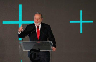 Carlos Slim Jubilación 75 años