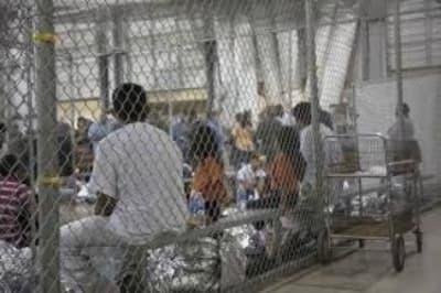 Menores inmigrantes detenidos 1