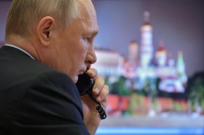 Biden llamada Vladimir Putin