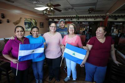 Sabores de mi Tierra sirve delicias de Nicaragua en Tucker desde 2014