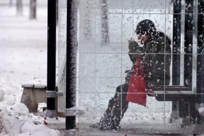 Tormenta de invierno el fin de semana pone en alerta a estadounidenses