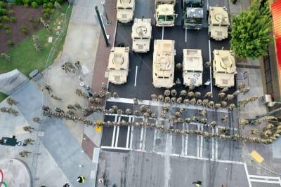 Guardia Nacional Atlanta