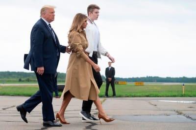 Melania divorcio Donald Trump
