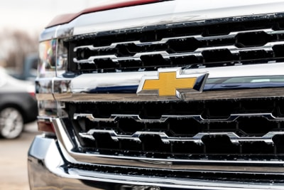 General Motors camionetas