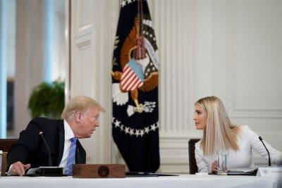 Ivanka Trump declara, Donald Trump, Hija Trump, Demanda