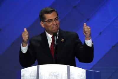 Latino Xavier Becerra Biden, Secretario de Salud Joe Biden
