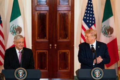 AMLO reconocer Joe Biden, presidente de México, Joe Biden, Andrés Manuel López Obrador