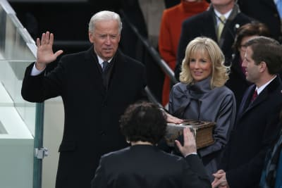 Hombre Chicago Inauguración Biden, Louis Capriotti, amenaza, Cleveland Meredith