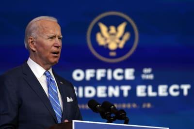 juramentación de Biden