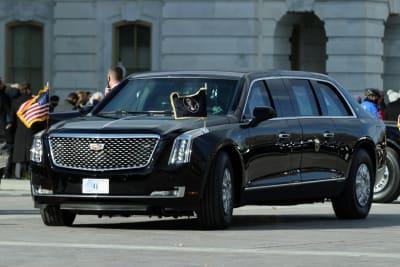 Cadillac presidencial de los EE.UU