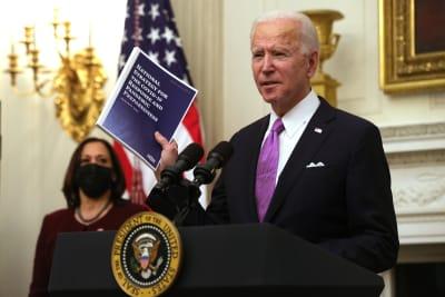 Gobierno Biden muertos coronavirus