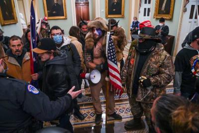 Video Juicio Trump, demócratas, ataque capitolio