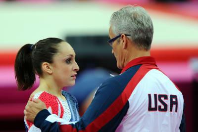 John Geddert, entrenador olímpico, Larry Nassar