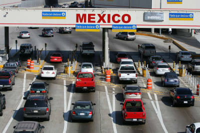 Trump frontera fuera control