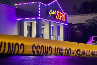 Biden Masacre Atlanta