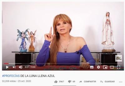 Mhoni Vidente predice la muerte de un expresidente de México