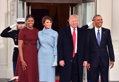 Michelle Obama indirecta Donald Trump Barack Obama