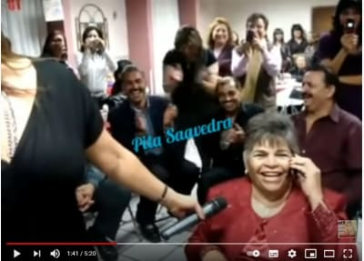 Jenni rivera sorpresa abuelita Chapo de Sinaloa