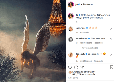 JLo desnuda, JLo cuerpo, Jlo sin ropa (Instagram)