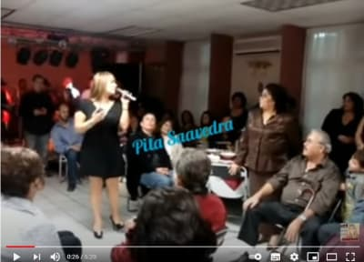 Jenni rivera sorpresa abuelita Chapo de Sinaloa 3