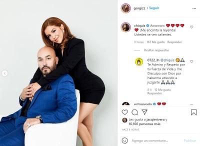 Lupillo Rivera esposa cumpleaños 2 Giselle Soto