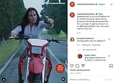 Kate del Castillo reaparece: 'Duermo con pistola' (VIDEOS)