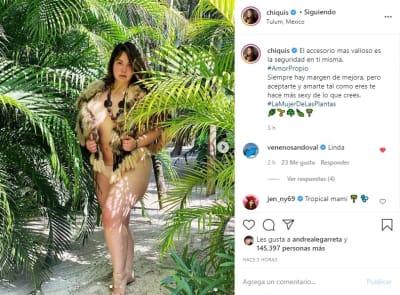 hija Jenni Rivera Chiquis Rivera desnuda playa 1