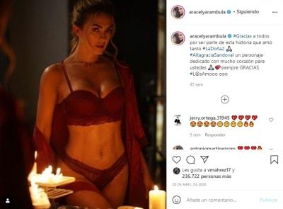 ex esposa Luis Miguel Aracely Arámbula bikini 4