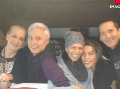 La hija de Alejandra Guzmán despotricó de toda su familia (IG)