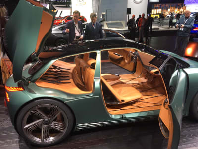 genesis New York Auto Show